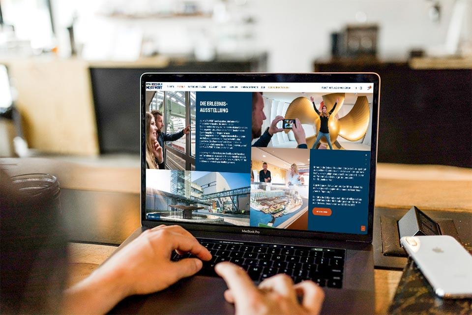 Papenburger Unternehmen Businesswebseite