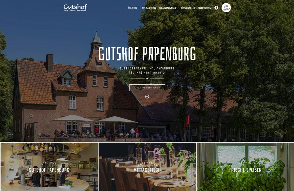webdesign papenburg